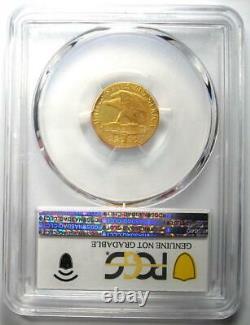1915-S Panama Pacific Gold Quarter Eagle $2.50 Coin Certified PCGS AU Details
