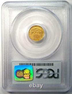 1922 Grant Gold Dollar G$1 Certified PCGS AU58 Rare Commemorative Coin