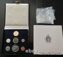 1967 Canada Specimen Set with $20 Gold Coin ORIGINAL Please Read! #coinsofcanada