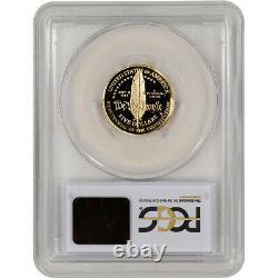 1987-W US Gold $5 Constitution Commemorative Proof PCGS PR69 DCAM