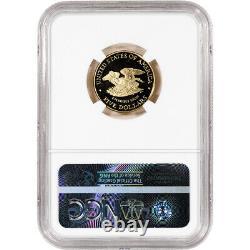 1995-W US Gold $5 Civil War Battlefield Commemorative Proof NGC PF70 UCAM