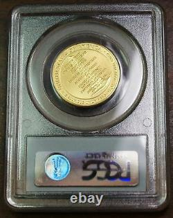 2007-W $10 Gold Jefferson's Liberty Coin, PCGS MS-69, First Spouse
