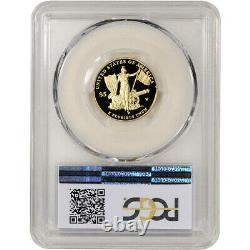 2011-W US Gold $5 Medal of Honor Commemorative Proof PCGS PR69 DCAM