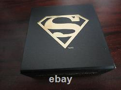 2014 $100 Canada Superman GOLD Coin Adventures of Superman #596 (2001) NO TAX