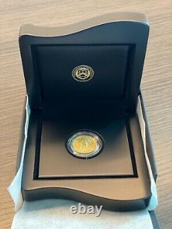 2016 W Standing Liberty 1/4oz Quarter Gold Centennial Commemorative Coin