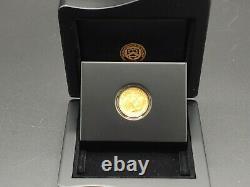 2016 W Standing Liberty Centennial Gold Coin 1/4 oz. 9999 Gold Quarter 16XC