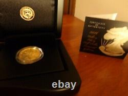 2016 Walking Liberty Half Dollar Centennial Gold Coin 1/2 0z 99.99 Pure Gold