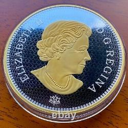 2017 Canada Kilo Commemorating First Canadian Gold Coin Absolutely Stunning