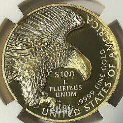 2019 W American Liberty $100 Hr Gold 2021 West Point Hoard Ngc Sp70 Ef Ucam