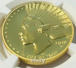 2019 W American Liberty $100 Hr Gold 2021 West Point Hoard Ngc Sp70 Ucam