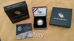 Apollo 11 50th Anniversary 2019 Proof $5 Gold Coin Free Shipping Lower 48 States