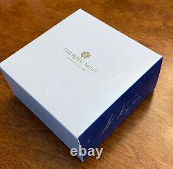 Rare Three Graces 2 Ounce Gold Great Engravers Royal Mint Proof Coin, In Hand