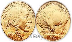 USA 2007 Buffalo $50 Gold 1 oz Coin NGC MS69