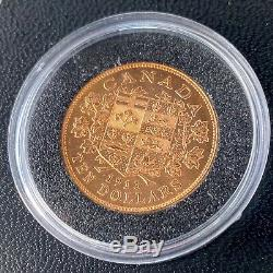 1913 Gold Reserve Canada $ 10 Dollar Banque Du Canada Coin Presse Attrayant