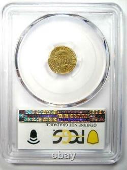 1915-s Panama Pacific Gold Dollar Pan-pac G$1 Coin Certified Pcgs Au Détails