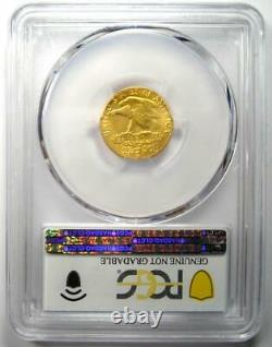 1915-s Panama Pacific Gold Quarter Eagle 2,50 $ Pièces Certifiées Pcgs Au Détails