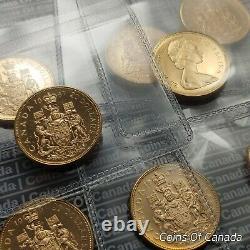 1967 Canada 20 $ Pièce D'or Non Circulée Pièces Multiples Disponibles #coinsofcanada