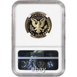 1984-s Us Gold $10 Olympic Commemorative Proof Ngc Pf70 Ucam