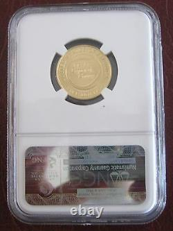 1997-w $5 Ngc Ms69 Jackie Robinson Mint State Pièce Commémorative D'or Unc Bu