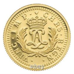 2006 $1 Or Fine Pièce Or Louis
