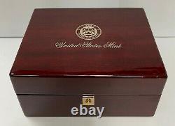 2009 $20 Gold Ultra High Relief Double Eagle Pcgs Ms70pl Preuve Comme Uhr Avec Ogp