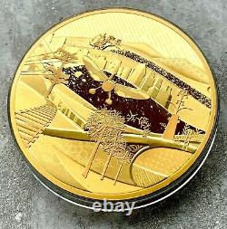2009 Le Canada Aujourd'hui 2500,9999 $ Kilo Gold Coin Jeux Olympiques 50 Minted