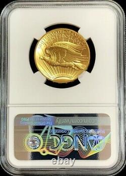 2009 Or $20 Dollar Ultra High Relief Uhr 1 Oz Coin Ngc Mint State 69