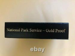 2016 100th Anniversary National Park Service $5 Gold Proof Coin Commémorative
