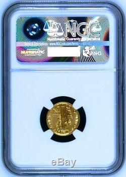 2016 W Mercury Dime Centennial Gold Coin Ngc Sp70 Libération Anticipée + Ogp