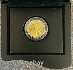 2016 Walking Liberty Centennial 1/2 Dollar. 500 Oz Pièce D'or