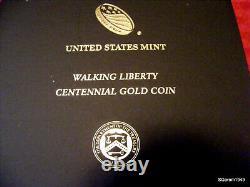 2016-w Set Of Gold Mercury, Standing Liberty, & Walking Liberty Livraison Gratuite