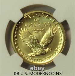 2016-w Standing Liberty Quarter Centennial Gold Coin Ngc Sp69