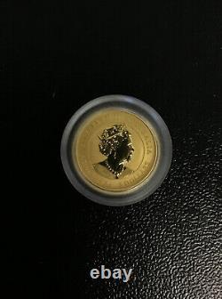 2020 Australie 1/20 Oz Or Souris Lunaire Coin