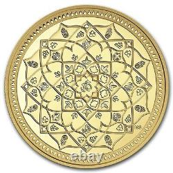 Canada 2016 200$ Diwali Festival Of Lights 2 1 Oz Pure Gold Coin Proof
