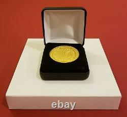 Officiel Donald Trump 2017 Inaugural Commemorative Pres 45 2-sided Gold-p Coin